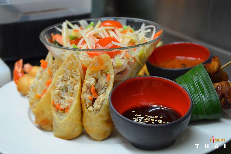 Piment tha 21 restaurant gastronomique tha landais - Cuisine thailandaise paris ...