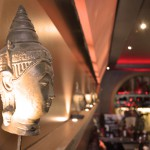 Salle du restaurant Piment Thaï 21